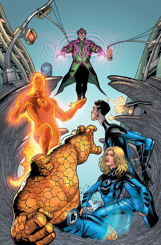 Marvel Adventures Fantastic Four (2005) #11