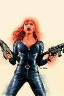 Black Widow: The Things They Say About Her (2005) #6