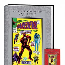 MARVEL MASTERWORKS: DAREDEVIL VOL. 3 COVER