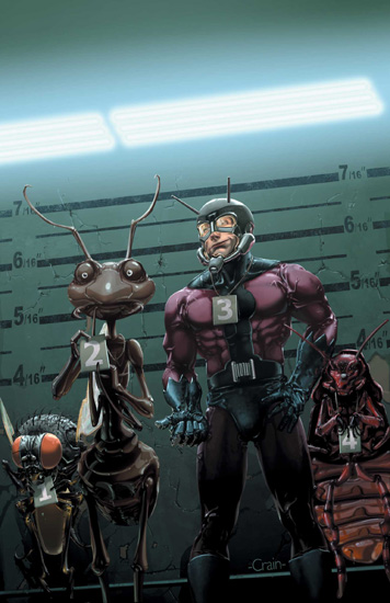 Ant-Man (2003) #2