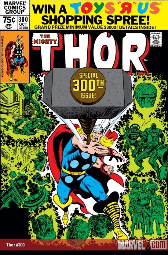 Thor (1966) #300