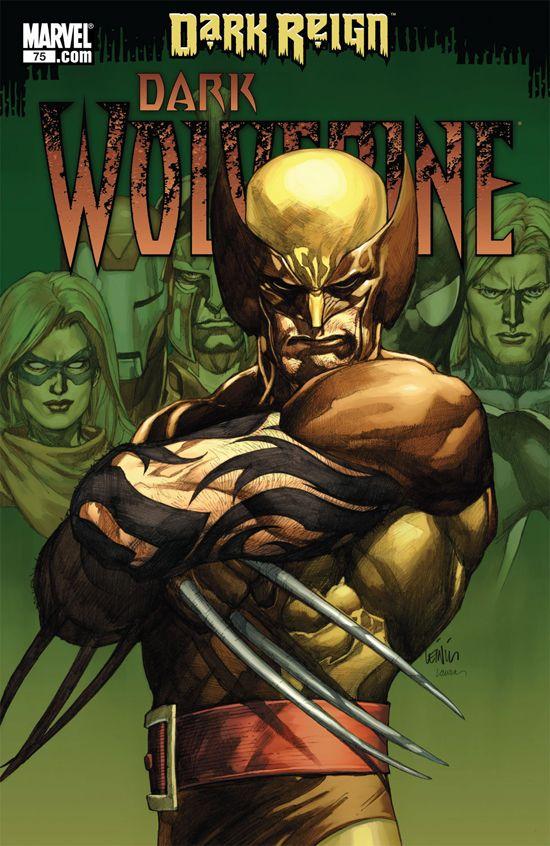 Dark Wolverine (2009) #75