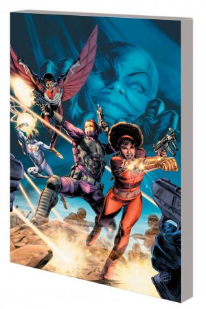 Heroes for Hire Vol. 1: Control (Trade Paperback)
