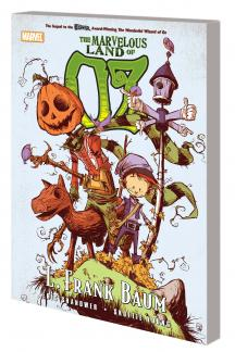 Oz: The Marvelous Land of Oz GN-TPB (Graphic Novel)