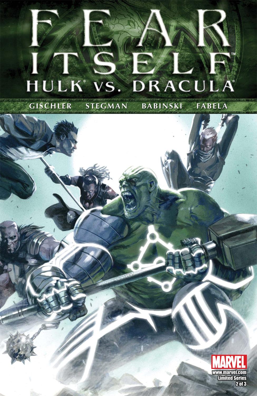 Hulk Vs. Dracula (2011) #2