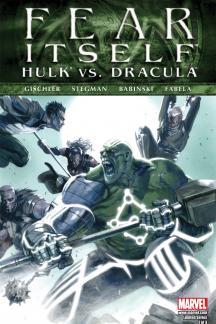 Hulk Vs. Dracula #2