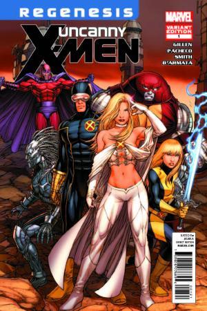 Uncanny X-Men (2011) #1 (Keown Variant)