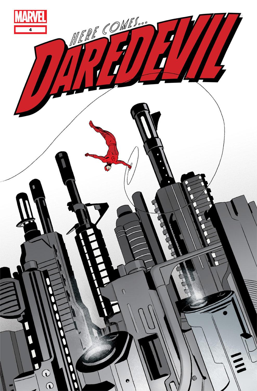 Daredevil (2011) #4