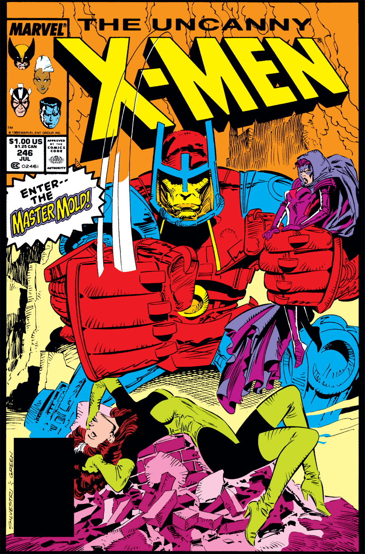 Uncanny X-Men (1963) #246