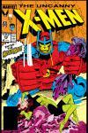 Uncanny X-Men (1963) #246 Cover