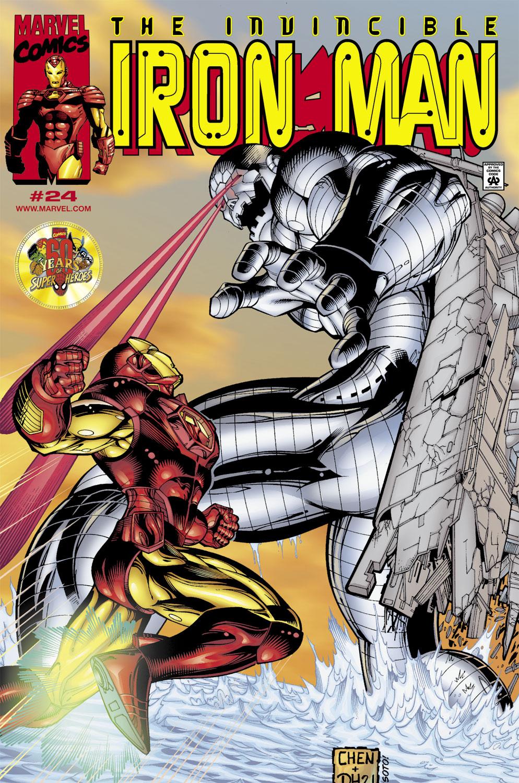 Iron Man (1998) #24
