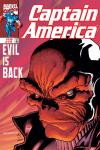 Captain America (1998) #14 Cover