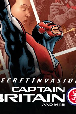 Captain Britain and MI: 13 (2008 - 2009)
