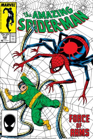 The Amazing Spider-Man (1963) #296