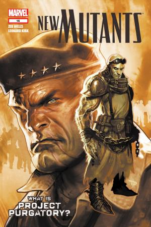 New Mutants (2009) #16