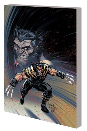 Ultimate Comics Wolverine (Trade Paperback)
