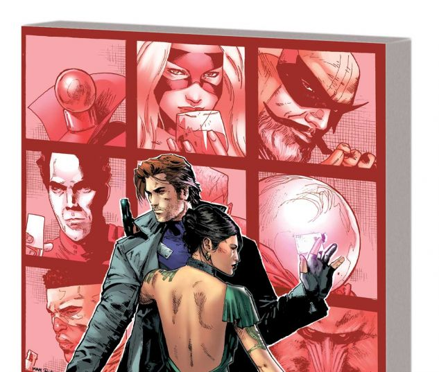 GAMBIT VOL. 2: TOMBSTONE BLUES TPB (MARVEL NOW)
