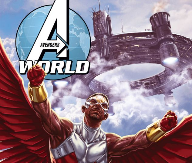 AVENGERS WORLD 7 (ANMN, WITH DIGITAL CODE)