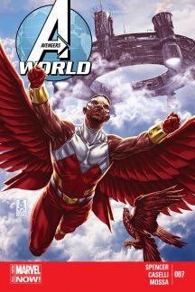 Avengers World (2014) #7