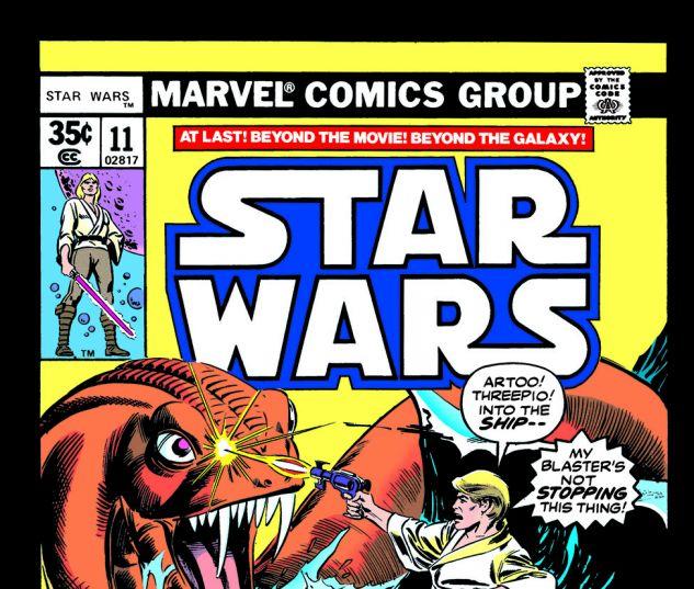 Star Wars (1977) #11