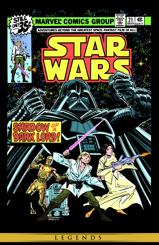 Star Wars (1977) #21
