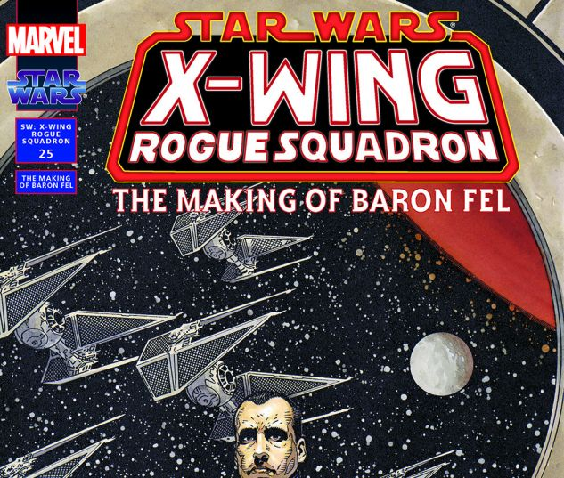 Star Wars: X-Wing Rogue Squadron (1995) #25