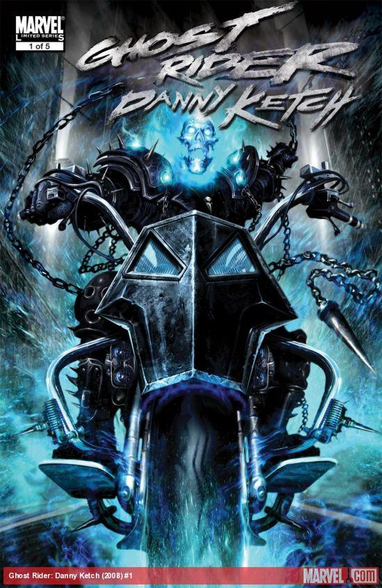 Ghost Rider: Danny Ketch (2008) #1