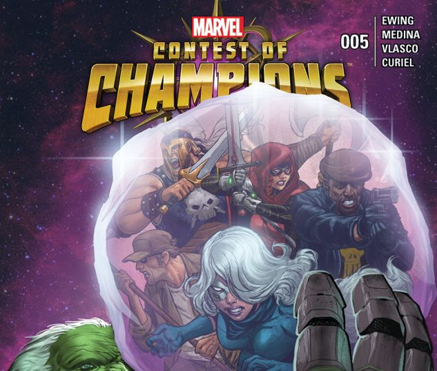 Contest of Champions (2015) #5