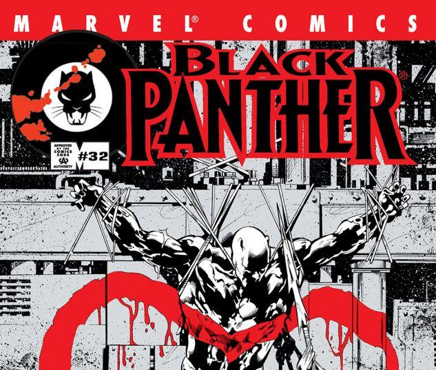 Black Panther (1998) #32