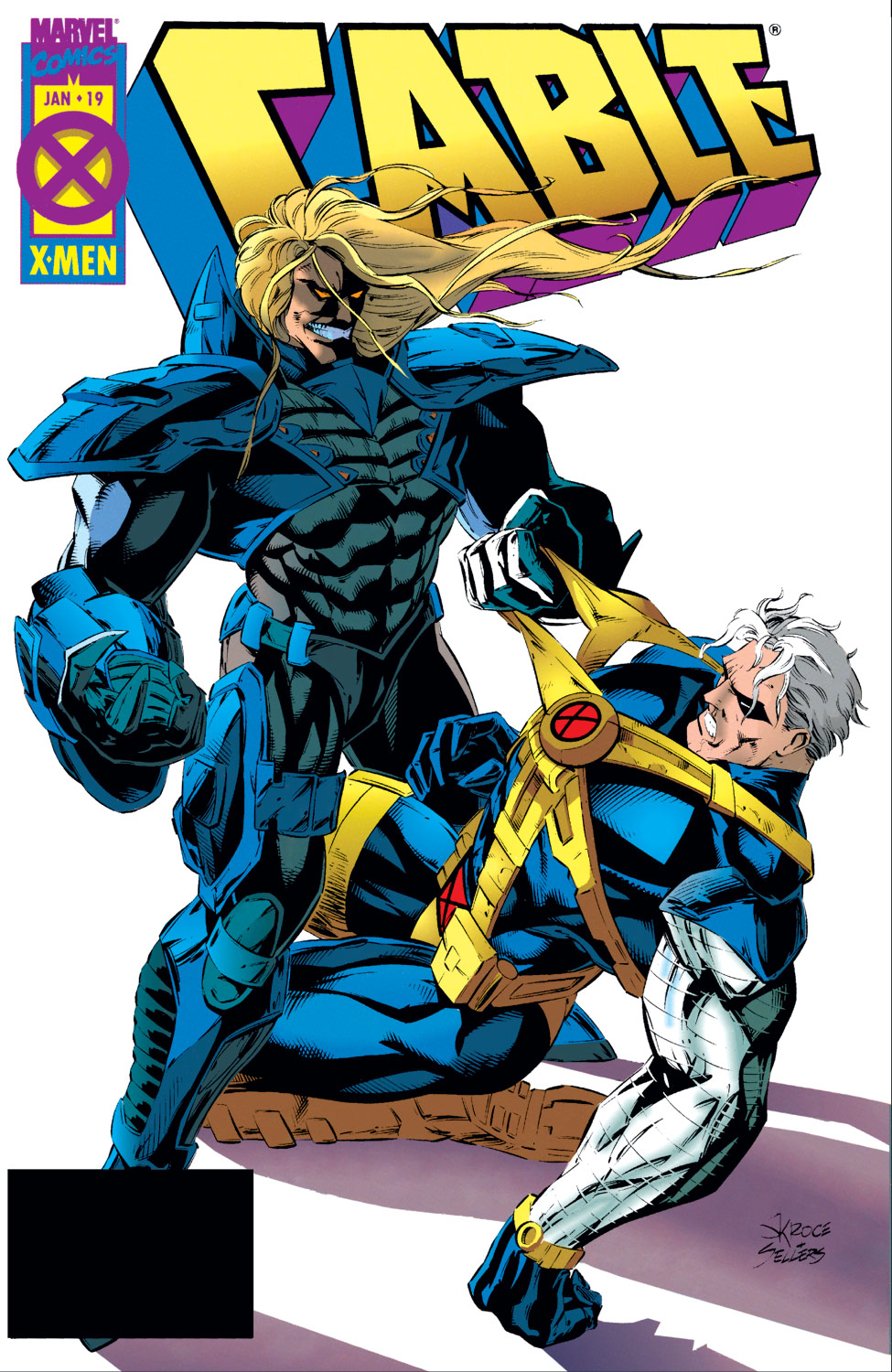 Cable (1993) #19
