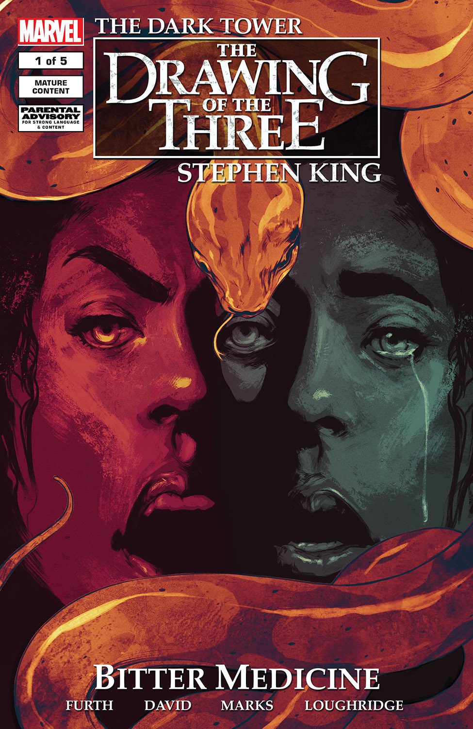 Dark Tower: The Drawing of the Three - Bitter Medicine (2016) #1