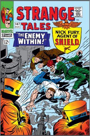 Strange Tales (1951) #147