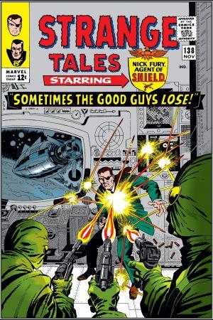 Strange Tales #138