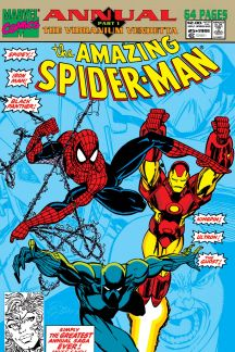 Amazing Spider-Man Annual (1964) #25