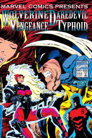 Marvel Comics Presents #151