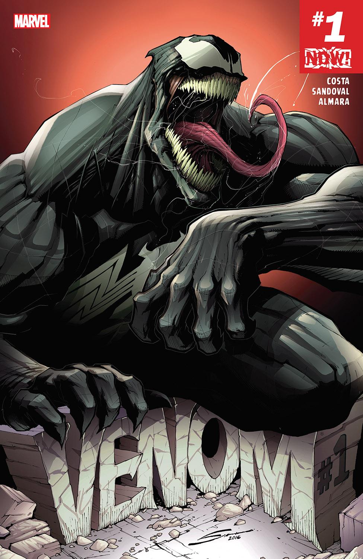 Venom (2016) #1