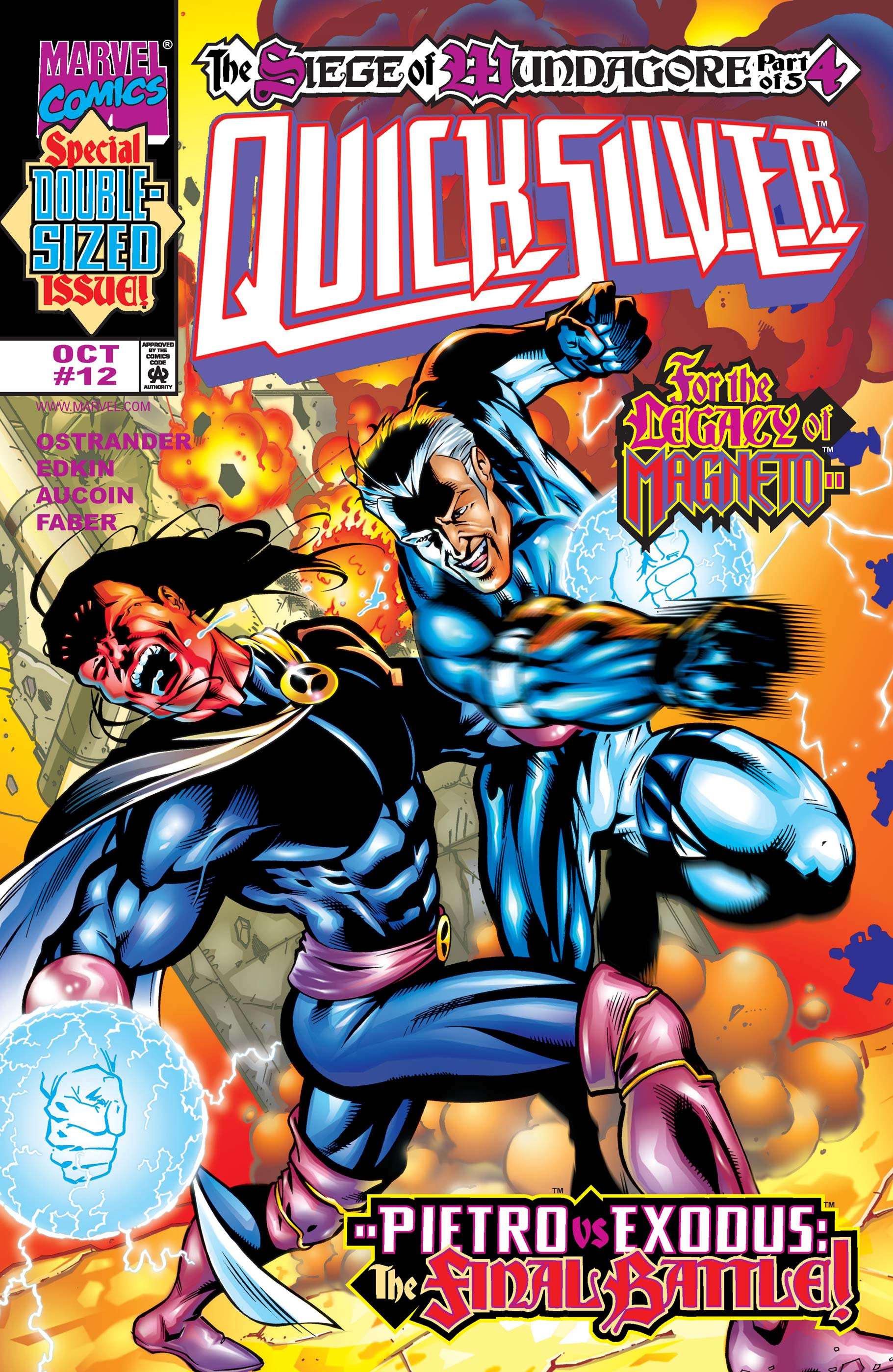 Quicksilver (1997) #12