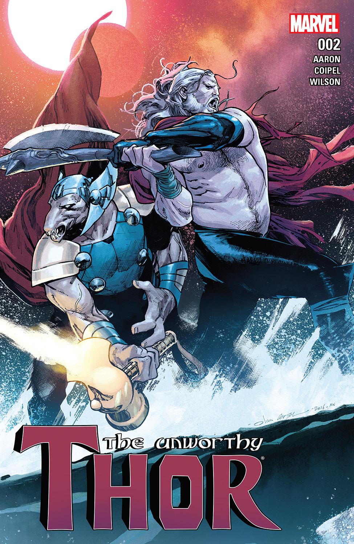 The Unworthy Thor (2016) #2