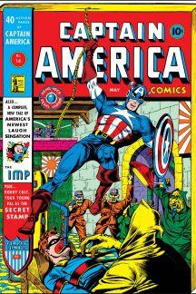 Captain America Comics #14