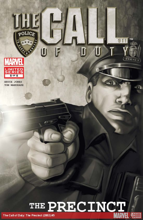 The Call of Duty: The Precinct (2002) #5