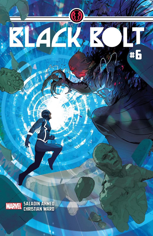 Black Bolt (2017) #6