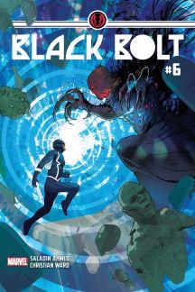 Black Bolt #6