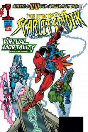 The Spectacular Scarlet Spider (1995) #1
