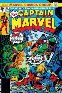 Captain Marvel (1968) #46