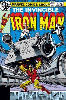 Iron Man (1968) #116