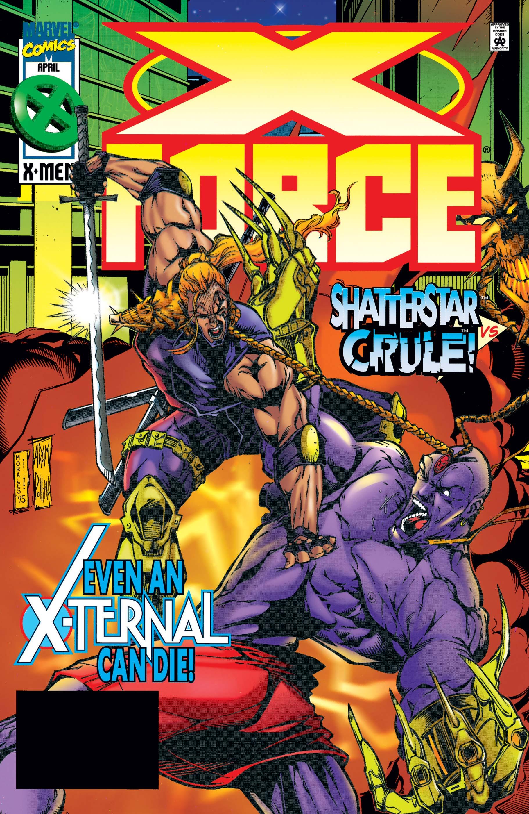 X-Force (1991) #53