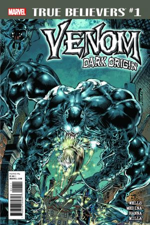True Believers: Venom - Dark Origin #1