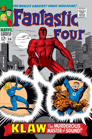 Fantastic Four #56