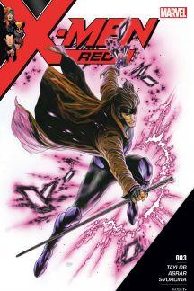X-Men: Red (2018) #3