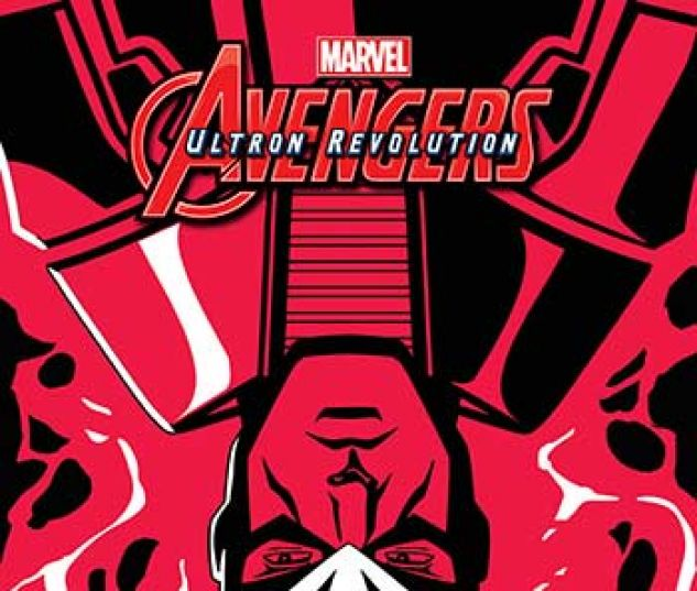 cover from Marvel Universe Avengers: Ultron Revolution (Digital Comic) (2017) #20